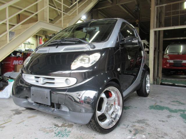 スマート スマートカブリオ ベースグレード カスタム車両・軽登録エンジンO/H済