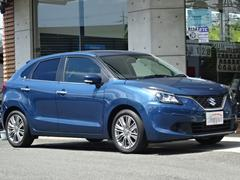 バレーノXT 新型モデル 自動ブレーキ 本革シート スズキ全国保証