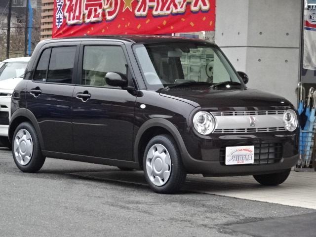 スズキ S 軽自動車 届出済未使用車 スズキ保証付