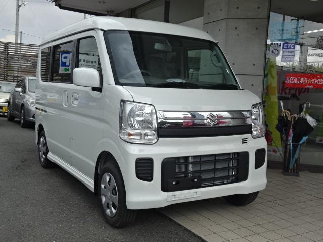 スズキ JPターボ ハイルーフ 軽自動車 届出済未使用車 スズキ保証