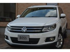 VW ティグアンTSIブルーモーションテクノロジー 禁煙車 1年保証付