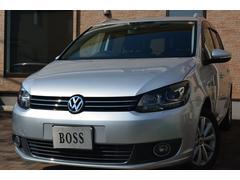 VW ゴルフトゥーランTSI ハイライン ユーザー買取車 キセノン フルセグTV