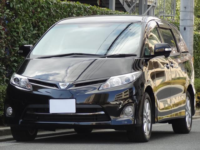 トヨタ 2.4アエラス Gエディション 4WD 両側パワースライドD