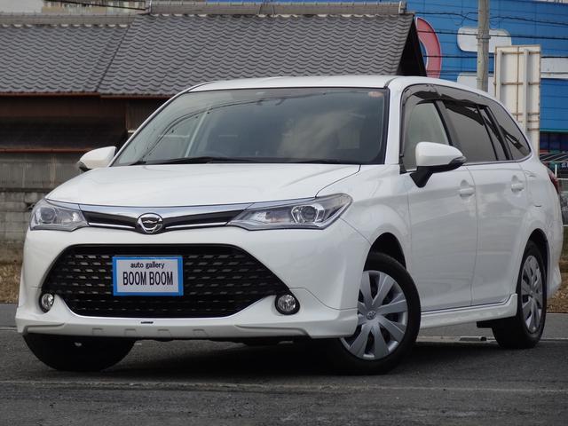 トヨタ 1.5G エアロツアラー トヨタセーフティセンスC 5MT