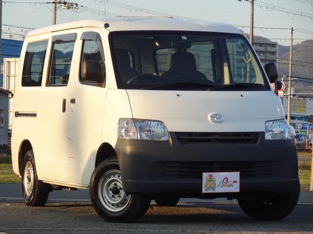 トヨタ DX 4WD 純正SDナビ ワンセグTV
