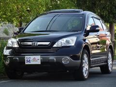 CR−VZXi 4WD サンルーフ レザーシート IHCC CMBS