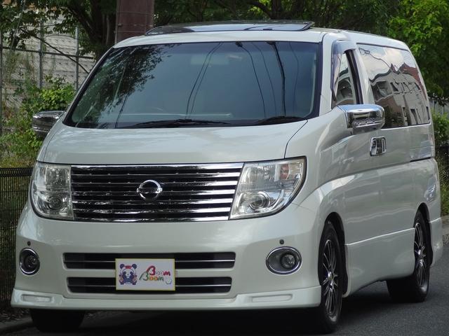 日産 XLレザー7人乗4WD
