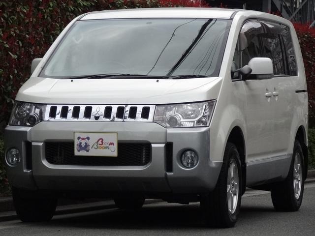 三菱 エクシードII 4WD クルコン 左パワスラ Bカメ Fカメ