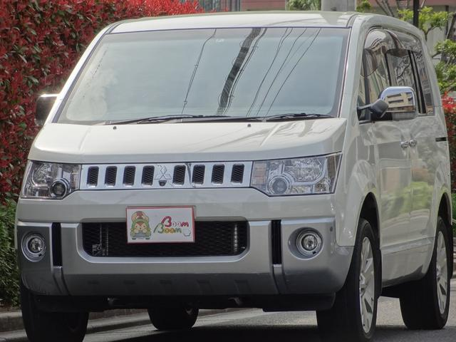三菱 シャモニー 4WD 左側Pスライド シートヒーター Pシート