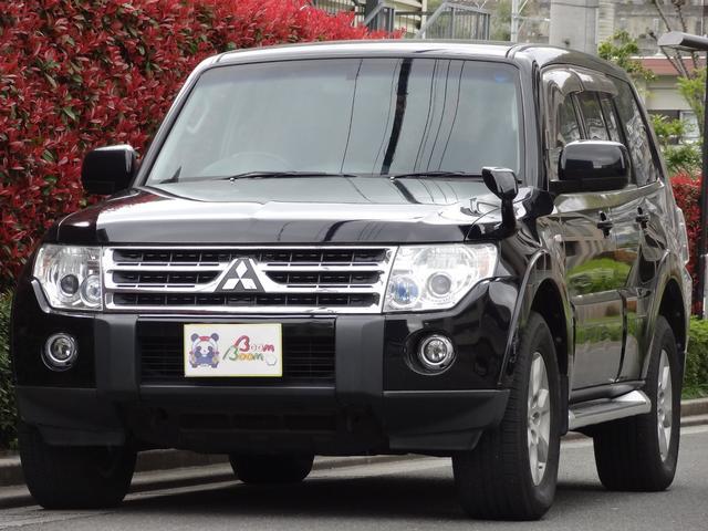 三菱 ロング GR 4WD ディーゼル HDDナビ フルセグTV