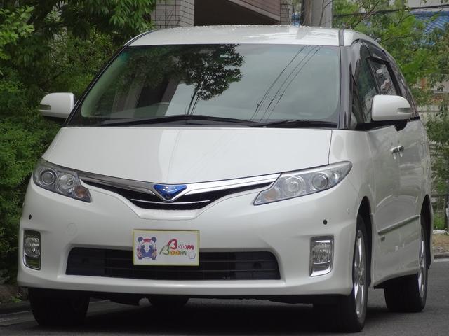 トヨタ G 4WD HDDナビ 後席モニター シートヒーター ETC