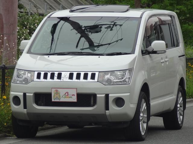 G パワーパッケージ 4WD トリプルサンルーフ 左Pスラ(1枚目)