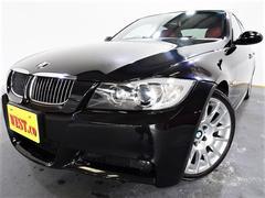 BMW希少323iMスポーツLTDエモーション限定50台赤革SR