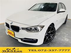 BMW328iスポーツ新品H&Rサス新品RAYS19AWサンルーフ