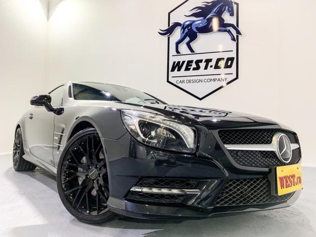 メルセデス・ベンツ SL550BEエディション1 限定70台カールソン20AW