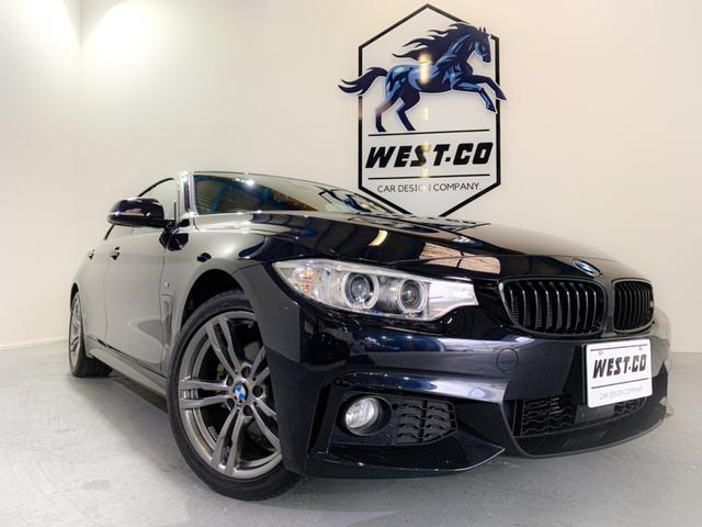 BMW 4シリーズ 420i xDriveグランクーペ Mスポーツ1オーナー本革