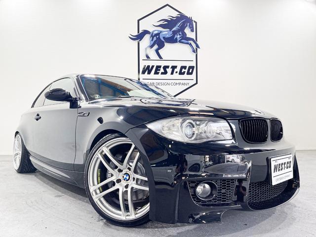 BMW 1シリーズ 135i 茶革サンルーフDigitalSpeedチューニング6podビッグキャリアパーD2車高調AVSMODELT519inch美響マフラー後期テールarcタワーバーFORGEブローオフバルブパドルシフト