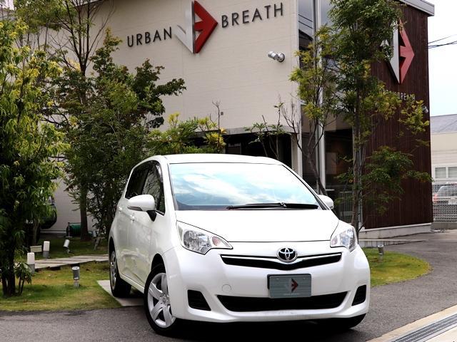 トヨタ X 禁煙車 純正SDナビ/地デジ キーレス ビルトインETC