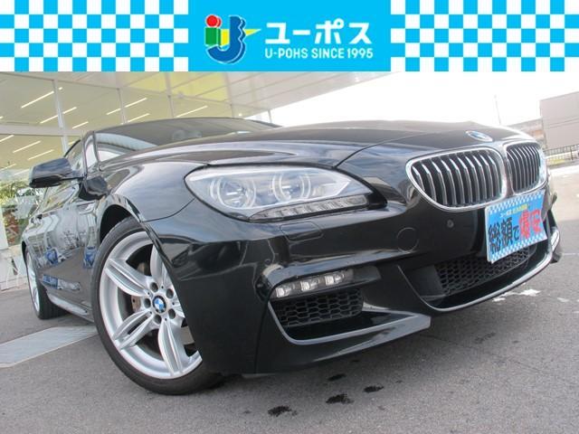 BMW 6シリーズ 640iクーペ・サンルーフ・メーカーナビ・フルセグTV