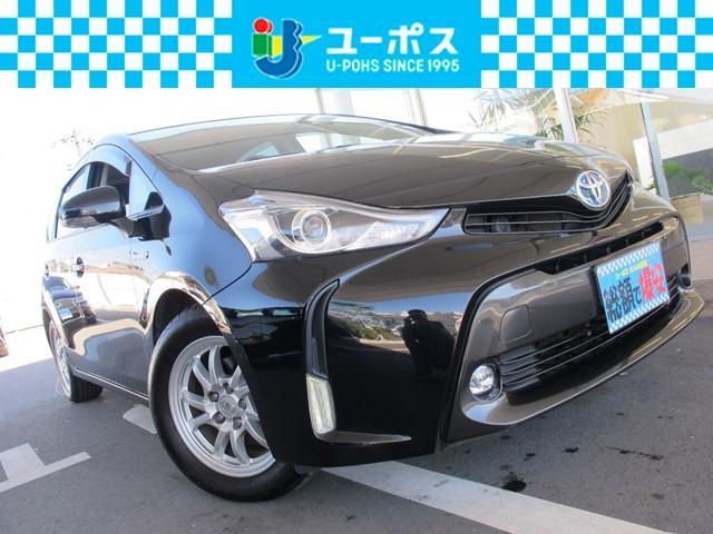 トヨタ S 禁煙車 SDナビ/CN-E300D 地デジTV バックモニター スマートキー ウィンカーミラー ETC サブウーファー 16インチアルミホイール