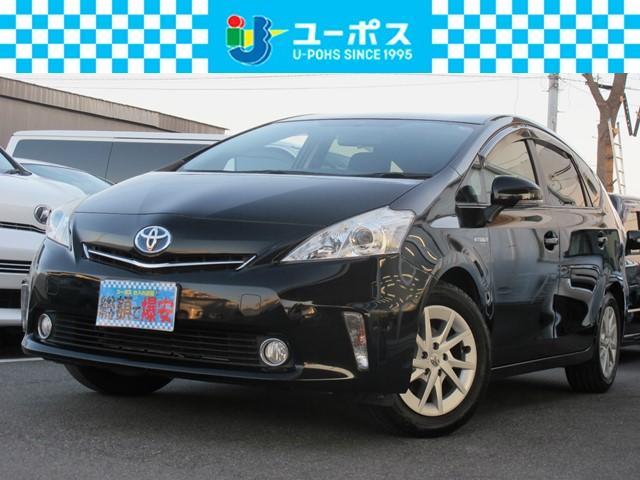 トヨタ S SDナビ・Bluetooth対応・DVD再生OK・フルセグTV・Bカメラ・スマートキー・ETC