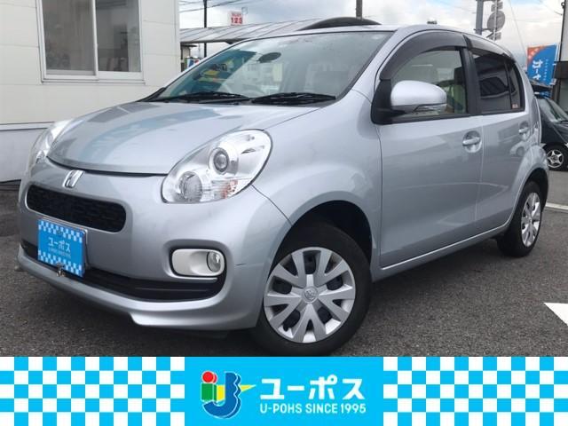 トヨタ プラスハナ Cパッケージ 社外SDナビ/ETC/ドラレコ/横滑り防止