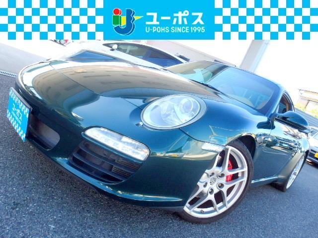 ポルシェ 911カレラS PDKスポーツクロノ SR本革 EUR-GT