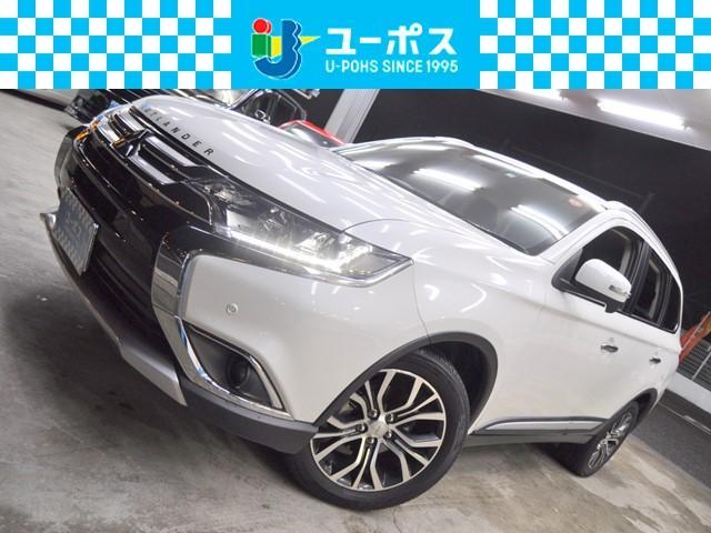 アウトランダー(三菱) 20Gセーフティパッケージ 中古車画像