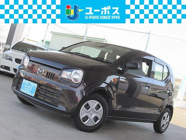マツダ GL スマートアシスト シートヒーター 1オーナ-