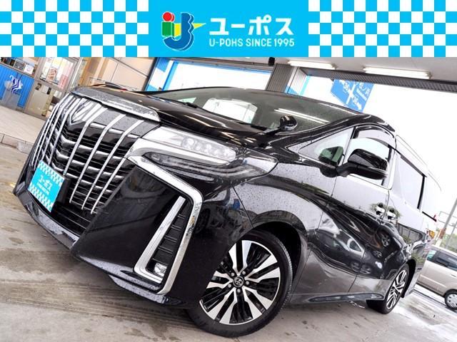 トヨタ 2.5S Cパッケージ ツインサンルーフ 3眼LED 純正10インチナビTV 純正フリップD セーフティセンス