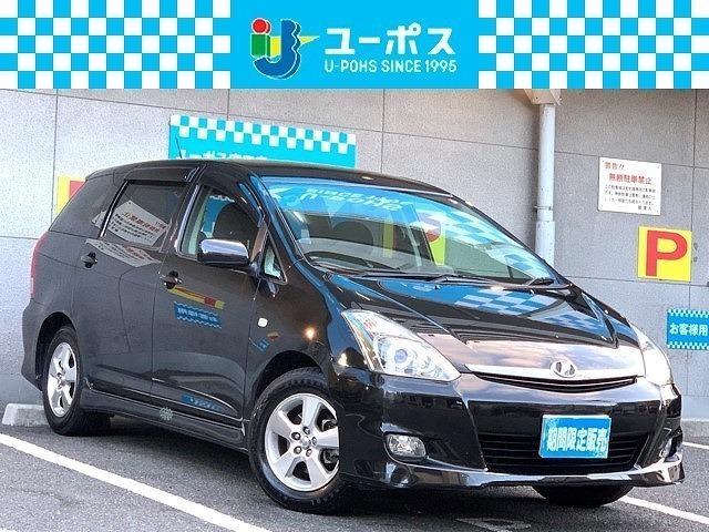 トヨタ X エアロスポーツパッケージ ワンオーナー キーレス HID