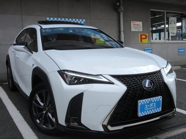 「レクサス」「UX」「SUV・クロカン」「大阪府」の中古車