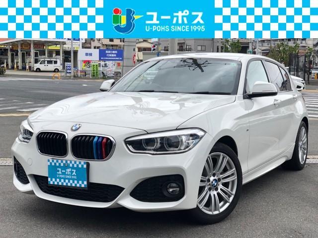 BMW 118d Mスポーツ インテリジェントセーフティ パーキングサポートパッケージ オプションアダプティブLEDヘッドライト LEDフロントフォグ メ-カ-ナビ リヤカメラ ETC