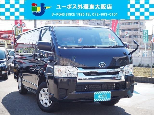 トヨタ DX GLパッケージ仕様車 フルセグTVナビ プリクラッシュ