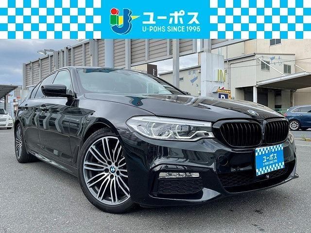 BMW 5シリーズ 523i Mスポーツ ヘッドアップディスプレイ サンルーフ