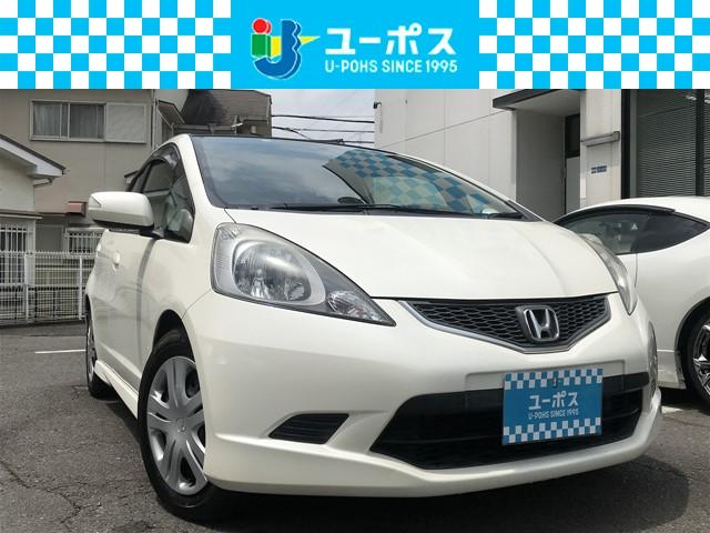 ホンダ RS ガラスルーフ・HDDナビ・Rカメラ・ワンセグTV