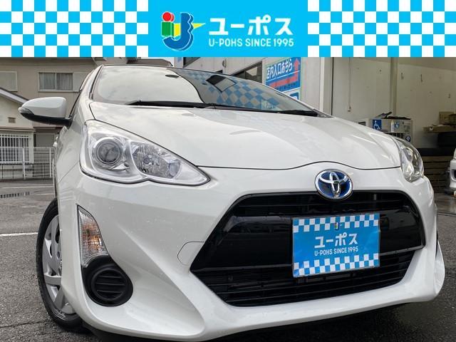 トヨタ S 走行中TVOK・スマートキー・フルセグTV・Rカメラ・ETC