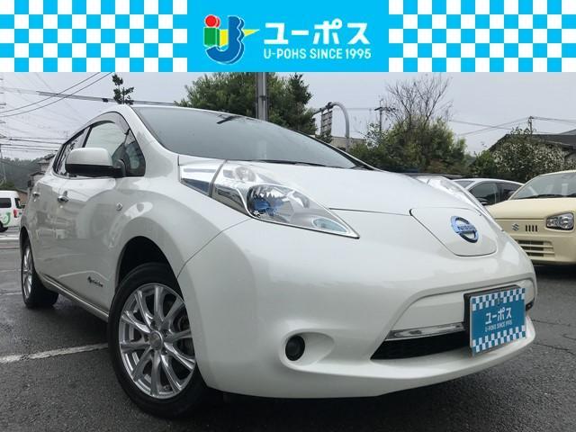 日産 X ハンドルヒーター・クルコン・充電ケーブル・スマートキー・シートヒーター・ETC