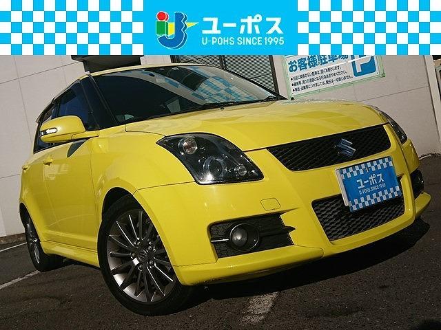 スイフト(スズキ) スポーツ Vセレクション 中古車画像