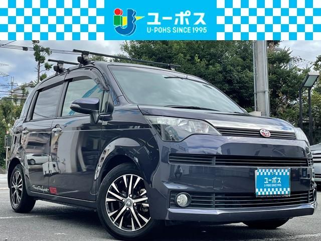 トヨタ スペイド G ユーザー買取・キーレス・フルセグTV・SDナビ・Rカメラ・左側パワースライドドア・フォグランプ・ETC・シートヒーター