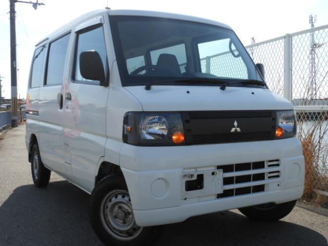 ミニキャブバン(三菱) CS 2シーター 中古車画像