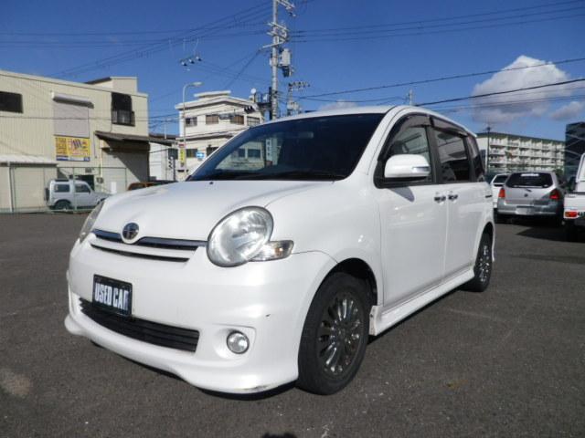 トヨタ シエンタ X Sエディション