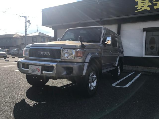 「トヨタ」「ランドクルーザー70」「SUV・クロカン」「滋賀県」の中古車