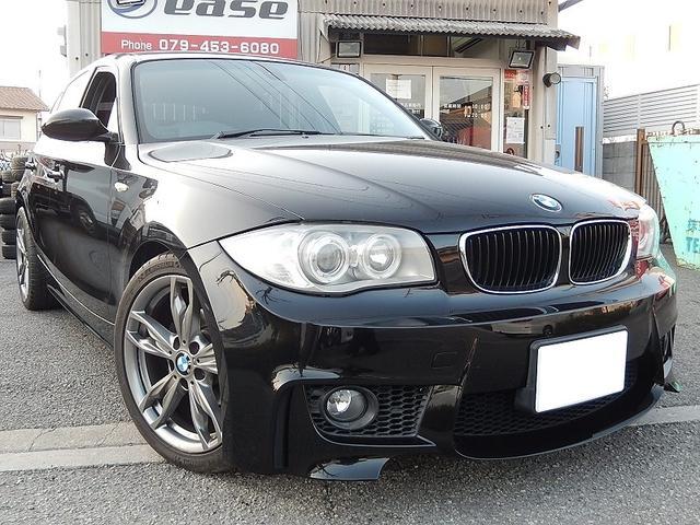 BMW 118i M436アルミ 1MタイプFバンパー 1年保証付