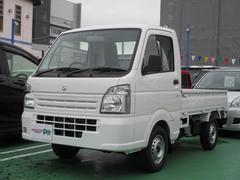 キャリイトラック4WD AT車 エアコン パワステ 3方開 届出済み未使用車