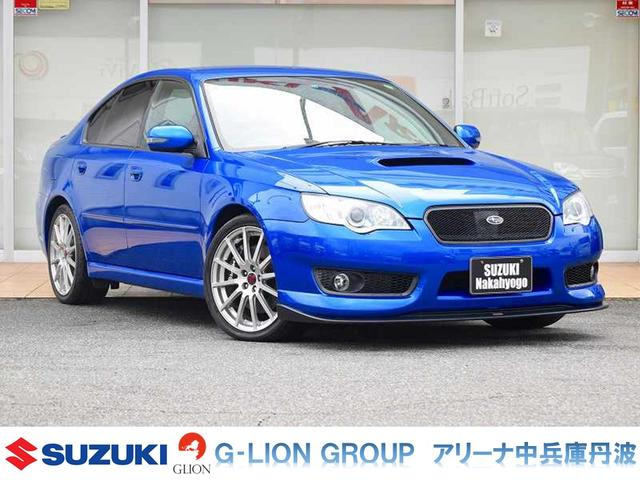 スバル Tuned by STi 6MT