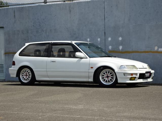 ホンダ EF3 Si後期オリジナルコンディション車高調ウェッズAW
