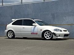 シビックEK9 タイプR改B18Cラジチャレシリーズチャンピオン車