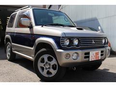 パジェロミニリンクスV ナビ TV ETC タイヤ4本新品 4WD AT