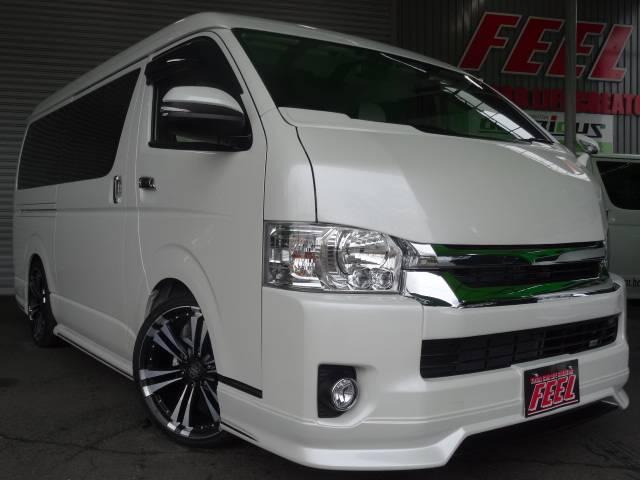 トヨタ ワイドダークプライム トランスフォームVer.3エアロPKG